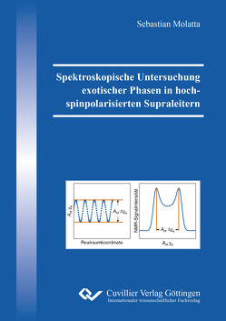 Spektroskopische Untersuchung exotischer Phasen in hochspinpolarisierten Supraleitern von Molatta,  Sebastian