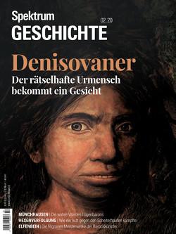 Spektrum Geschichte – Denisovaner
