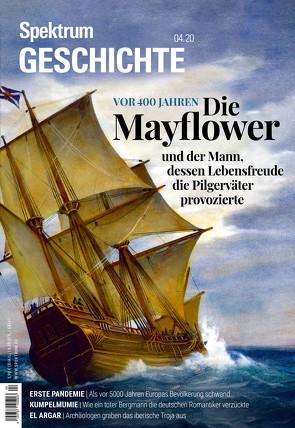 Spektrum Geschichte – Die Mayflower
