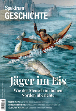 Spektrum Geschichte – Gletscherarchäologie