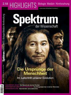 Spektrum Highlights – Die Ursprünge der Menschheit