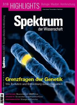 Spektrum Highlights – Grenzfragen der Genetik