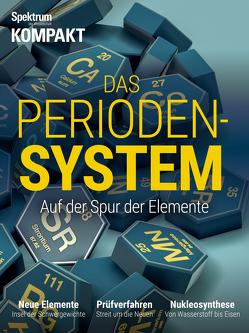 Spektrum Kompakt – Das Periodensystem