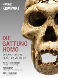 Spektrum Kompakt – Die Gattung Homo