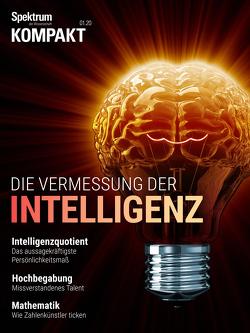 Spektrum Kompakt – Die Vermessung der Intelligenz