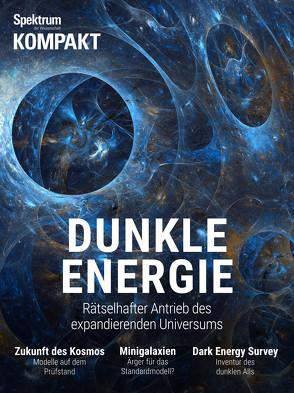 Spektrum Kompakt – Dunkle Energie