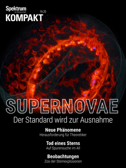 Spektrum Kompakt – Supernovae