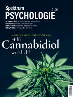 Spektrum Psychologie 1/2020 Hilft Cannabidiol wirklich?