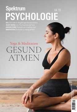 Spektrum Psychologie 4/2019 – Gesund atmen