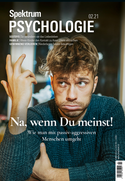 Spektrum Psychologie – Na, wenn du meinst!