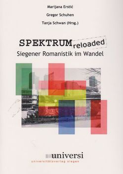 Spektrum reloaded von Erstic,  Marijana, Schuhen,  Gregor, Schwan,  Tanja
