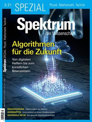 Spektrum Spezial – Algorithmen für die Zukunft