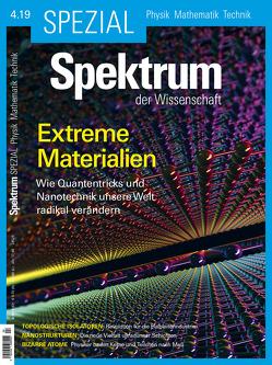 Spektrum Spezial – Extreme Materialien