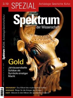 Spektrum Spezial – Gold