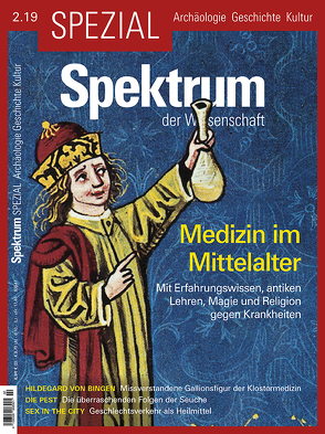 Spektrum Spezial – Medizin im Mittelalter