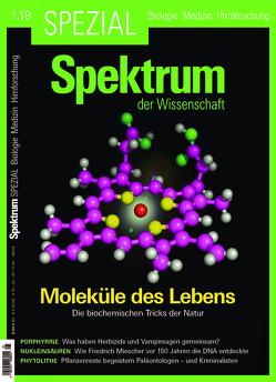 Spektrum Spezial – Moleküle des Lebens