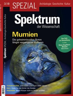Spektrum Spezial – Mumien