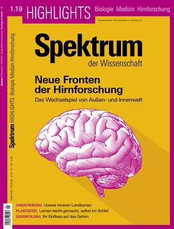 Spektrum Spezial – Neue Fronten der Hirnforschung