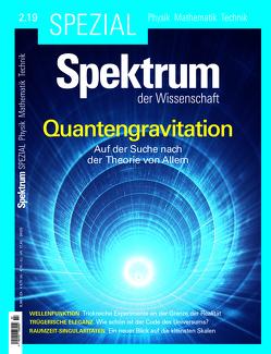 Spektrum Spezial- Quantengravitation