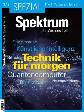 Spektrum Spezial – Technik für morgen