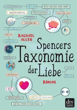 Spencers Taxonomie der Liebe von Allen,  Rachael, Ott,  Bernadette