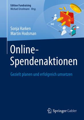 Online-Spendenaktionen von Harken,  Sonja, Hodsman,  Martin