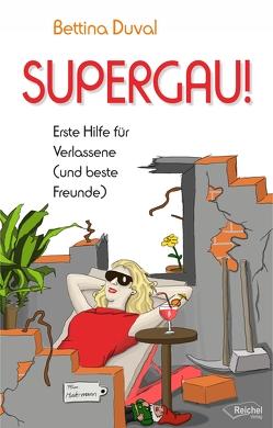 SUPERGAU von Dr. Duval,  Bettina