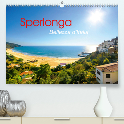 Sperlonga – Bellezza d'Italia (Premium, hochwertiger DIN A2 Wandkalender 2021, Kunstdruck in Hochglanz) von Tortora,  Alessandro