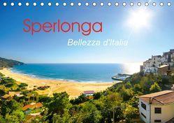 Sperlonga – Bellezza d'Italia (Tischkalender 2019 DIN A5 quer)
