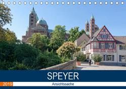 Speyer – Ansichtssache (Tischkalender 2019 DIN A5 quer) von Bartruff,  Thomas