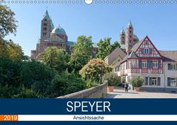 Speyer – Ansichtssache (Wandkalender 2019 DIN A3 quer) von Bartruff,  Thomas