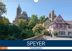 Speyer – Ansichtssache (Wandkalender 2019 DIN A4 quer) von Bartruff,  Thomas