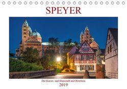 Speyer – Die Kaiser- und Domstadt am Oberrhein (Tischkalender 2019 DIN A5 quer) von Assfalg,  Thorsten