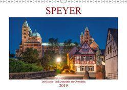 Speyer – Die Kaiser- und Domstadt am Oberrhein (Wandkalender 2019 DIN A3 quer) von Assfalg,  Thorsten