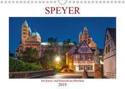 Speyer – Die Kaiser- und Domstadt am Oberrhein (Wandkalender 2019 DIN A4 quer) von Assfalg,  Thorsten