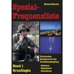 Spezial-Frequenzliste von Marten,  Michael