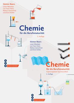 Spezialangebot: «Chemie für die Berufsmaturität» mit Ergänzungsband Typ Gesundheit von Baars,  Günter