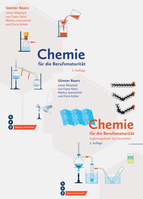 Spezialangebot: «Chemie für die Berufsmaturität» mit Ergänzungsband Typ Gesundheit (Neuauflage) von Baars,  Günter