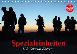 Spezialeinheiten • U.S. Special Forces (Tischkalender 2018 DIN A5 quer) von Stanzer,  Elisabeth