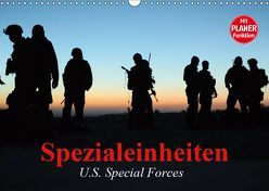 Spezialeinheiten • U.S. Special Forces (Wandkalender 2019 DIN A3 quer) von Stanzer,  Elisabeth