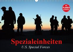 Spezialeinheiten • U.S. Special Forces (Wandkalender 2020 DIN A3 quer) von Stanzer,  Elisabeth