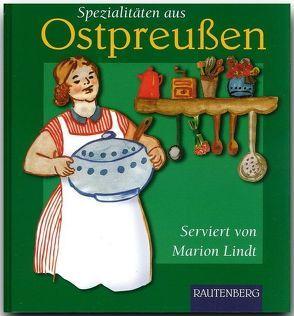 Spezialitäten aus Ostpreussen von Lindt,  Marion
