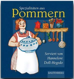 Spezialitäten aus Pommern von Doll-Hegedo,  Hannelore