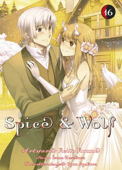 Spice & Wolf von Hasekura,  Isuna, Koume,  Keito, Rusch,  Benjamin