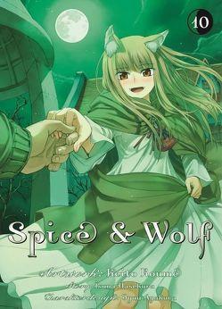 Spice & Wolf von Hasekura,  Isuna, Koume,  Keito