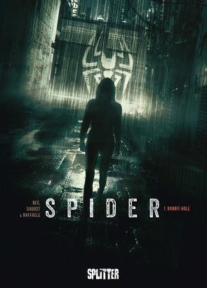 Spider. Band 1 von Bec,  Christophe, Raffaele,  Stefano
