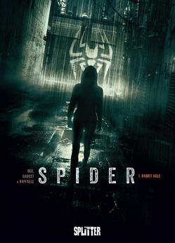 Spider. Band 1 von Bec,  Christophe, Daoust,  Giles, Raffaele,  Stefano