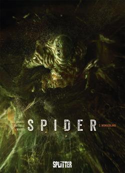 Spider. Band 2 von Bec,  Christophe, Raffaele,  Stefano