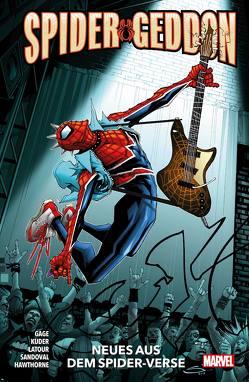 Spider-Geddon von Gage,  Christos, Kuder,  Aaron