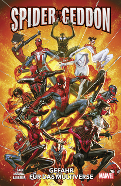 Spider-Geddon von Molina,  Jorge, Slott,  Dan
